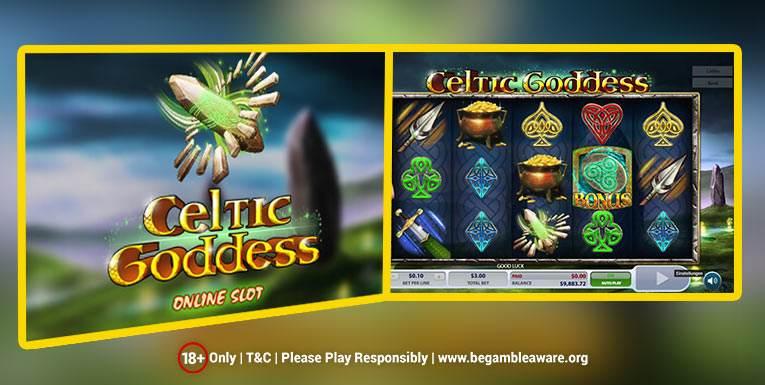 แนะนำเกมสล็อต celtic goddess