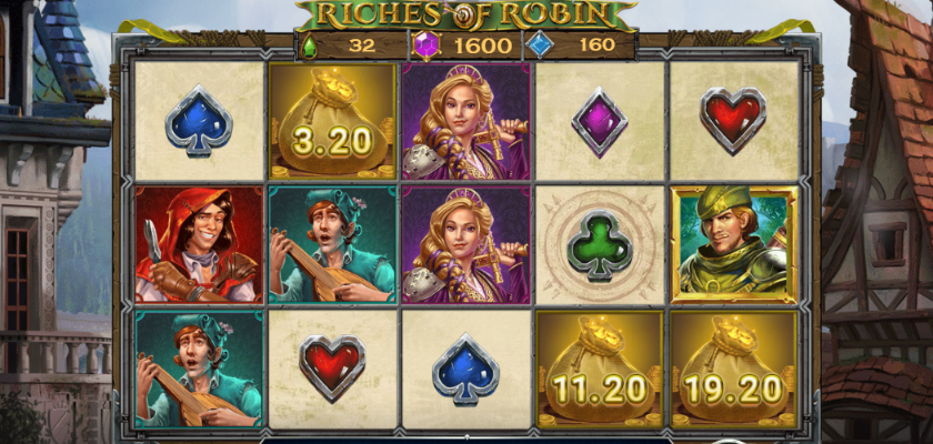 Riches of Robin - play